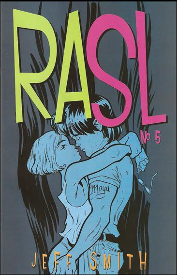 Rasl 5-A by Cartoon Books