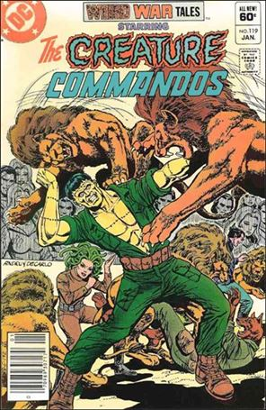 Weird War Tales (1971) 119-A