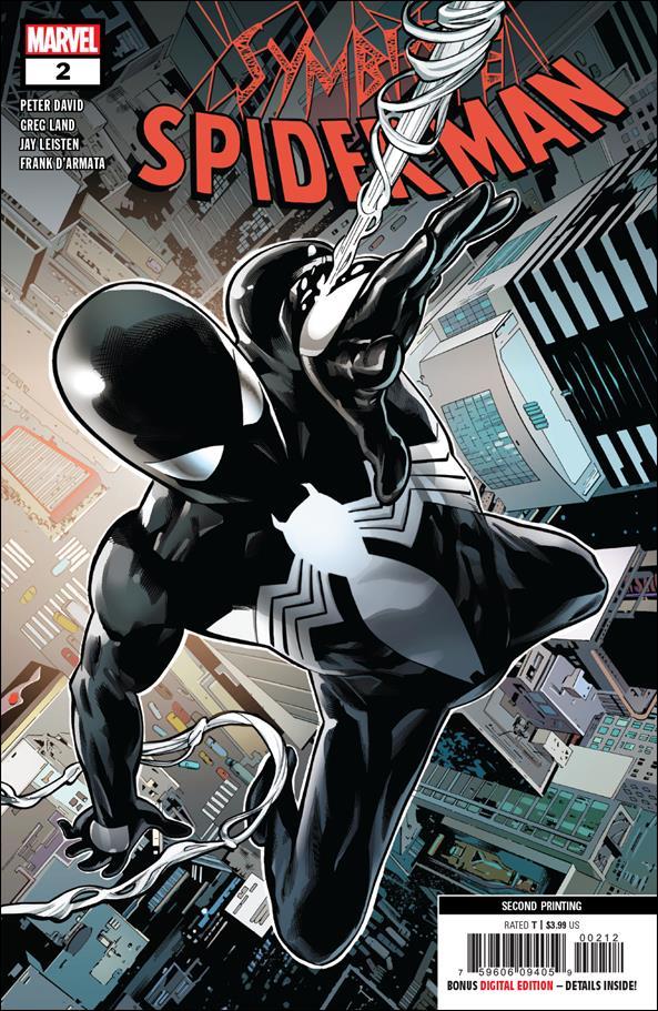 Symbiote Spider-Man 2-E by Marvel