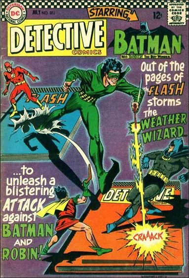 Detective Comics (1937) 353-A by DC