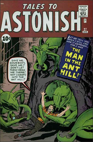 Tales to Astonish (1959) 27-A by Marvel