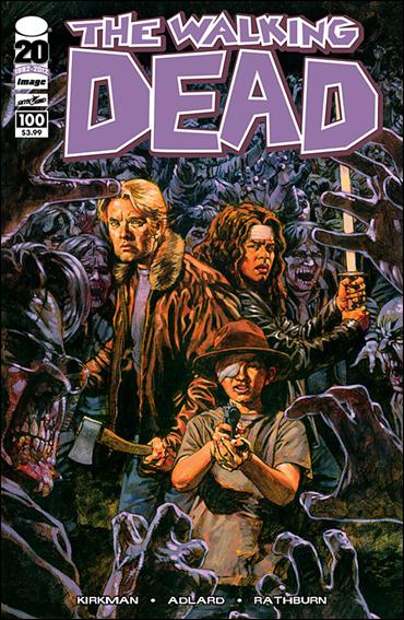 Walking Dead (2003) 100-E by Image