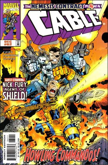 Cable (1993) 62-A by Marvel