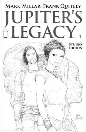 Jupiter's Legacy 1-K