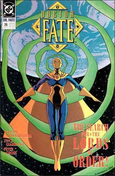 Doctor Fate (1988) 26-A by DC