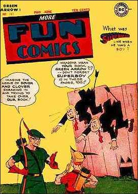 More Fun Comics 103-A by DC