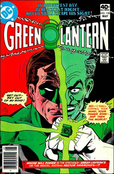 Green Lantern (1960) 128-A by DC