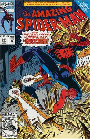 Amazing Spider-Man (1963) 364-A