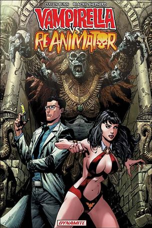 Vampirella vs Reanimator nn-A
