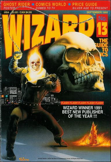 Wizard: The Guide to Comics 13-B by Wizard Press