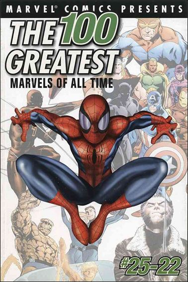 100 Greatest Marvels of All Time 1-A by Marvel