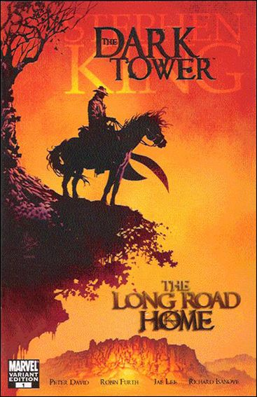Dark Tower: The Long Road Home 1-B by Marvel