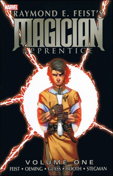 Magician Apprentice 1-A by Marvel