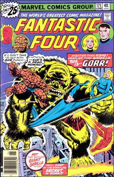 Fantastic Four (1961) 171-A by Marvel