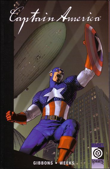 Captain America (2003) 4-A by Marvel