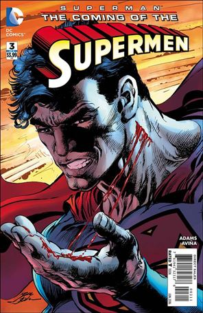 Superman: The Coming of the Supermen 3-A