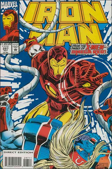 Iron Man (1968) 297-A by Marvel