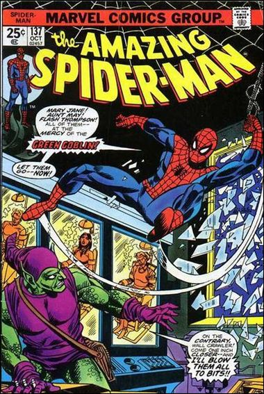 Amazing Spider-Man (1963) 137-A by Marvel
