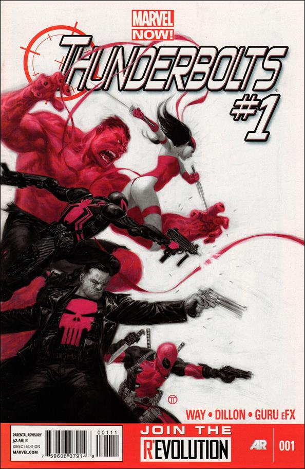 Thunderbolts (2013) 1-A by Marvel