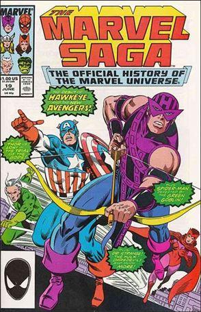 Marvel Saga 19-A