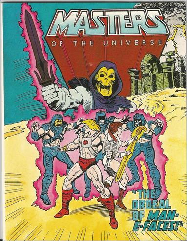 Masters of the Universe (1981) 2.2-A by Mattel