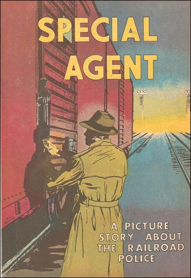 Special Agent 1-A by Association of American Railroads