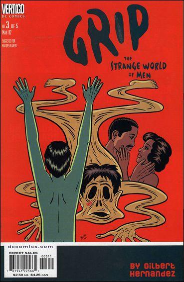 Grip: The Strange World of Men 3-A by Vertigo