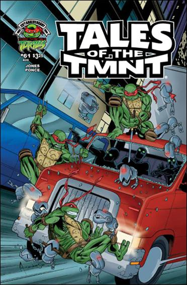 Tales of the TMNT 61-A by Mirage