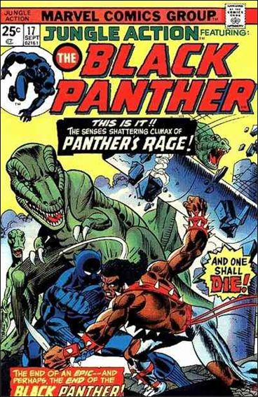 Jungle Action (1972) 17-A by Marvel