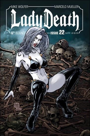 Lady Death (2010) 22-C by Boundless Comics