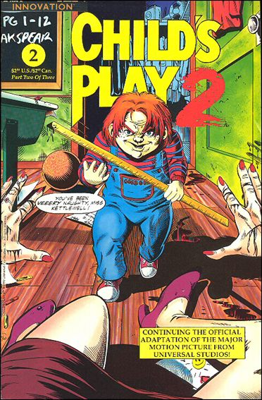 Child's Play 2: The Official Movie Adaptation 2-A by Innovation