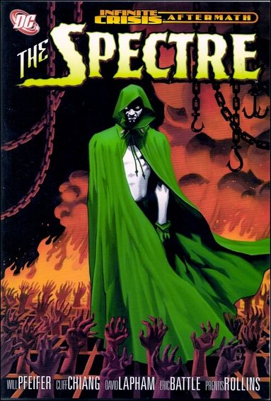 Crisis Aftermath: The Spectre 1-A by DC