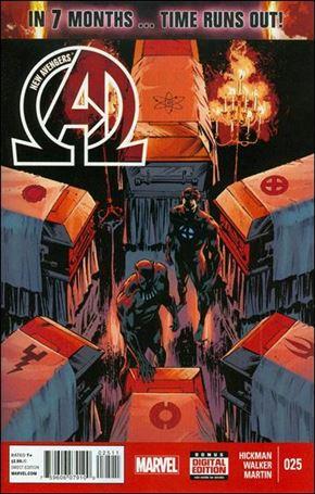 New Avengers (2013) 25-A