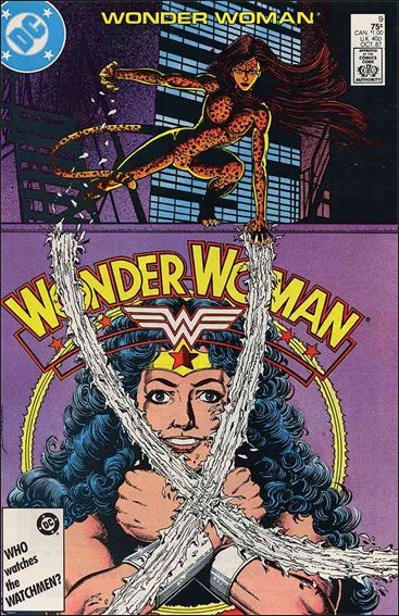 Wonder Woman (1987) 9-A by DC