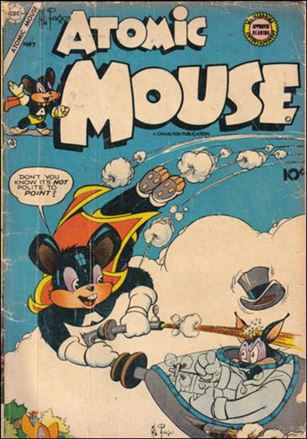 Atomic Mouse (1953) 7-A