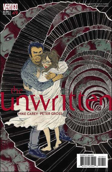 Unwritten 49-A by Vertigo