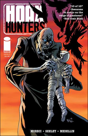 Hoax Hunters (2012) 7-A by Image