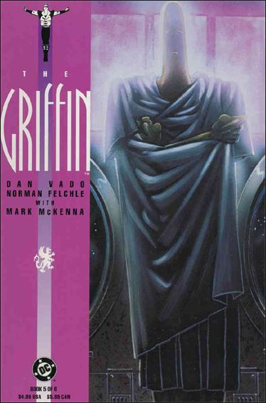 Griffin (1991) 5-A by DC