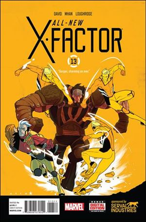All-New X-Factor 13-A