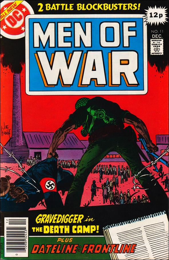Men of War (1977) 11-B by DC