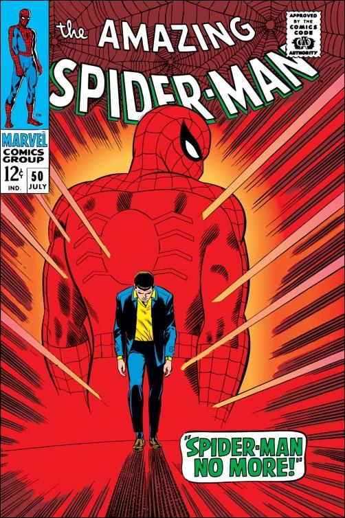 Amazing Spider-Man (1963) 50-A by Marvel