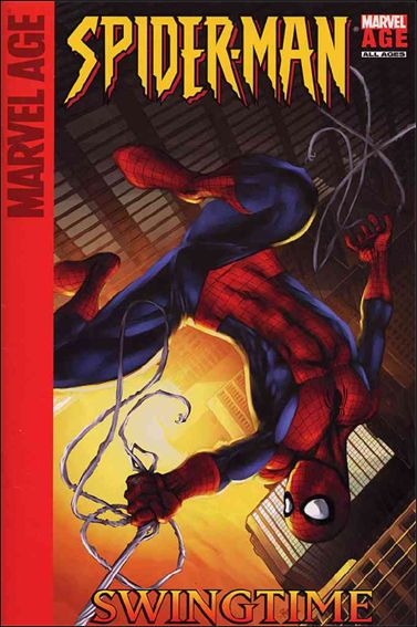 Target Marvel Age Spider-Man 3-A by Marvel