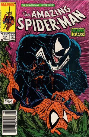 Amazing Spider-Man (1963) 316-A
