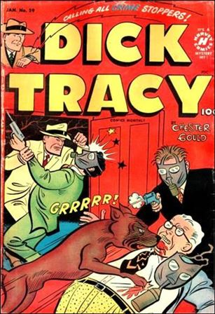 Dick Tracy Comics Monthly 59-A