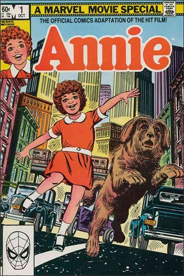 Annie 1-A by Marvel