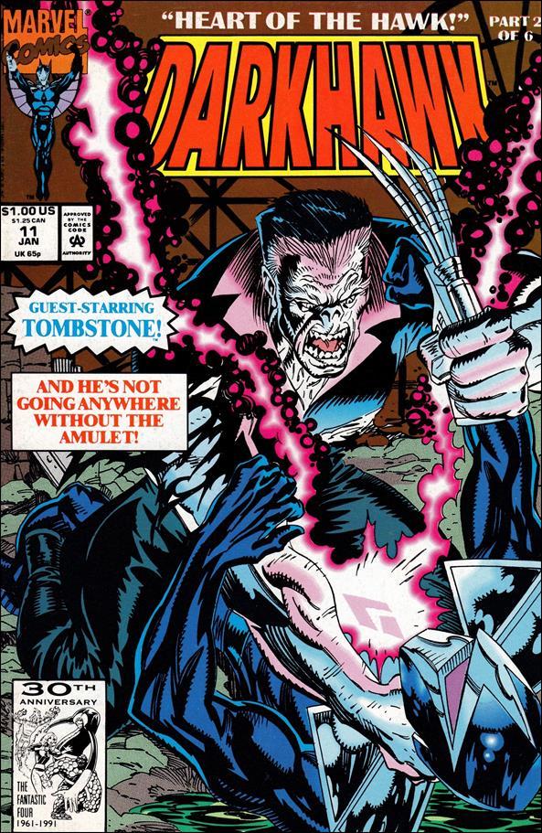 Darkhawk 11-A by Marvel