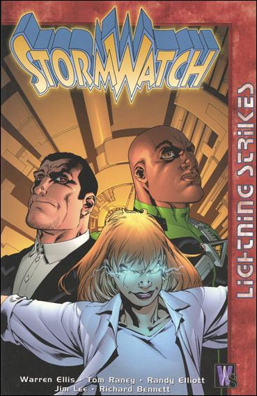StormWatch (1999) 2-B by WildStorm