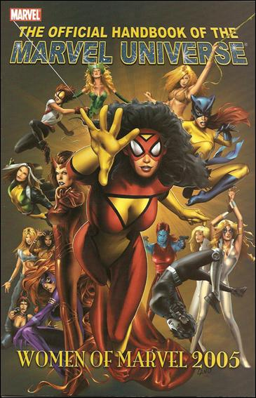 Official Handbook of the Marvel Universe: The Women of Marvel 2005 nn-A by Marvel