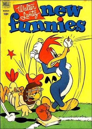 Walter Lantz New Funnies 181-A