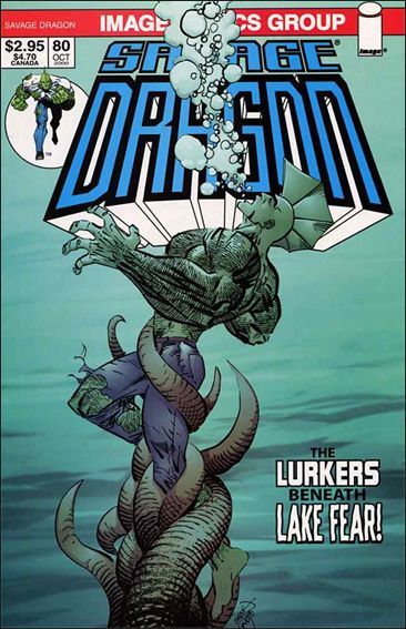 Savage Dragon (1993) 80-A by Image